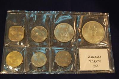 NETHERLANDS ANTILLES 1999 COIN SET 8 Coins 1 Cent 5 Gulden UNC B2