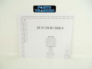Genuine Can-Am Dealer Service Repair Manual Wiring Diagram DS70 DS90 DS90X  2018 | eBay | Ds 90 Wiring Diagram |  | eBay
