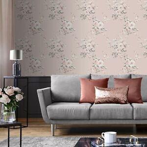 Lansfield-Canterbury-Floral-Papier-Peint-Fard-Muriva-165504