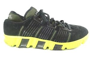 Details about Adidas Climacool 360 Low Basketball Black Yellow Shoes Athletic Men's 12