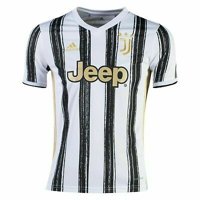 adidas JUVENTUS Youth Home Soccer Jersey 2020/21 Large EI9900 for ...