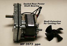 MAGNUM COUNTRYSIDE  AUGER MOTOR - 4 RPM - MF 3573  - MF3573 -  VERY QUIET     m