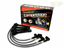 Magnecor 7mm Ignition HT Leads/wire/cable Subaru Justy 1.3i SOHC 8v 1995-2003