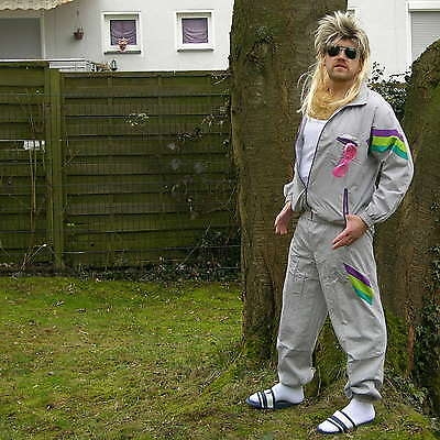 Adidas Vintage Trainingsanzug, 90er retro Jogger, Jacke +