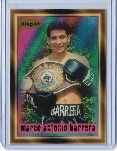 1996 RINGSIDE MARCO ANTONIO BERRERA BOXING CARDS #49 ~ HUGE LOT 100