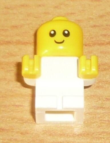 Lego City 1 kleines Baby in weiß