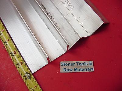 "4 Pieces 1//8/"" X 4/"" ALUMINUM 6061 Flat Bar 24/"" long T6511 New Mill Stock 96/"""