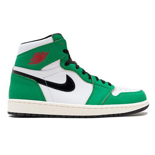Size 9 - Jordan 1 Retro High OG Lucky Green for sale online   eBay
