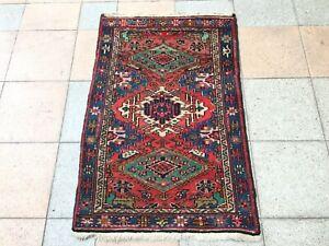 Tapis ancien Hériz Rugs tappeto antico Malayer alfombras MelayerPersisch Teppich