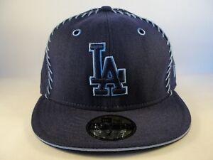 1ab1f872cdb Los Angeles Dodgers MLB New Era 59FIFTY Fitted Cap Hat Size 7 ...