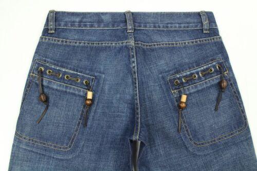 Donna Decorato Roberta 8 Taglia Scarpa Dritto Di Cuoio Cavo Retail Jeans w0qf5xO6q