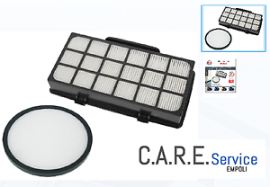 Image is loading Rowenta-kit-Hepa-filter-H12-tank-vacuum-cleaner- 349a5a520bd