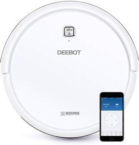 Ecovacs-DEEBOTN79W-RB-DEEBOT-N79W-Self-Charging-Robotic-Vacuum-Refurbished