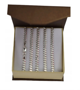 Herren Halskette Kette Anhänger Silber 925 Schmuck Silberkette Panzerkette 50 cm