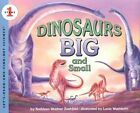 Dinosaurs Big and Small by Kathleen Weidner Zoehfeld (Paperback, 2002)