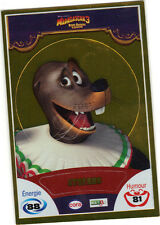 Vignette de collection autocollante CORA Madagascar 3 n° 81/90 - Stefano