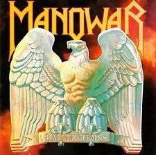 MANOWAR - BATTLE HYMNS CD (1982) FIRST ALBUM / US HEAVY METAL