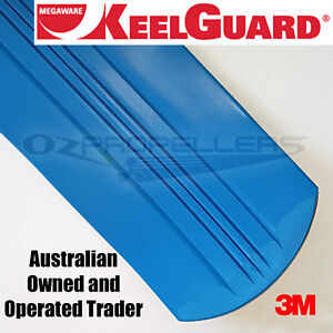 Details about Keel Guard 8 Feet Blue Keel Protector Megaware (Boat Length-  Up to 22 Feet)