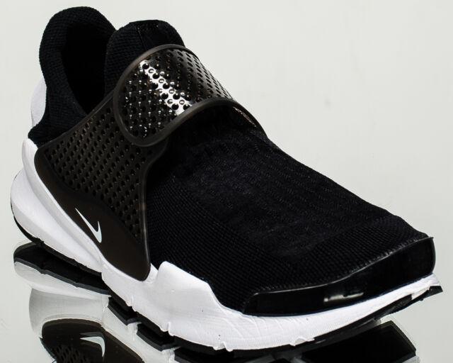Nike Sock Dart KJCRD men lifestyle casual sneakers NEW black white 819686- 005 86caf75ab