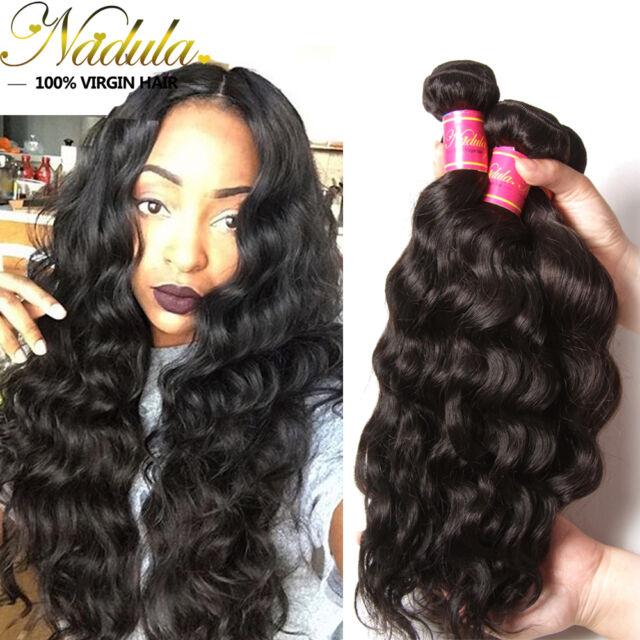 Ombre Three Tone Brazilian Straight Hair Bundles 100g 100 Human Hair