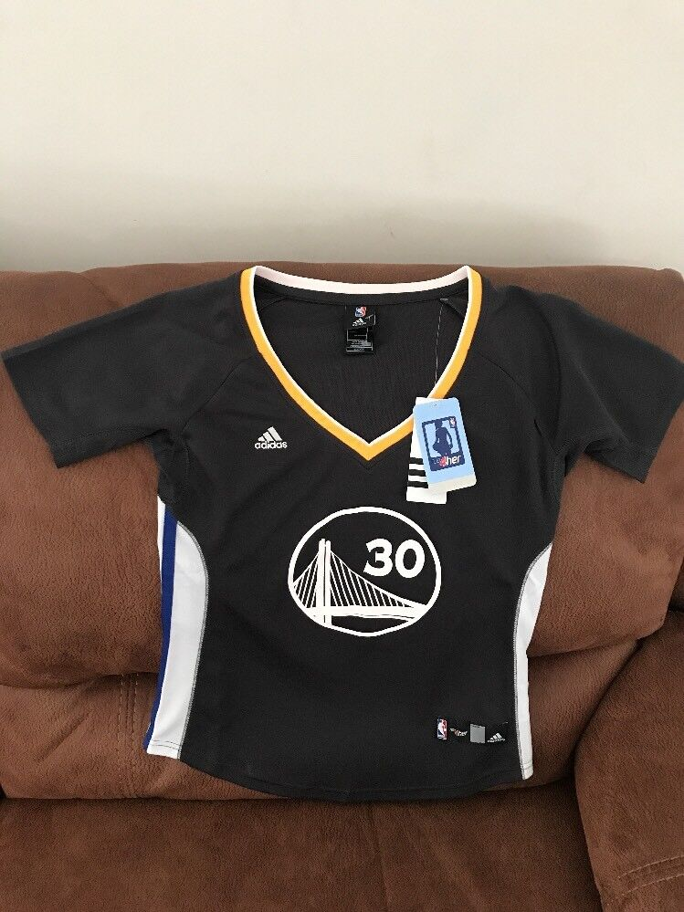 adidas Or en state warriors stephen curry nwt nba 4her   nwt curry taille m femmes e7a890