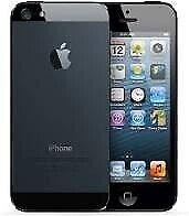 iPhone 5, GB 32, sort