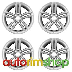 Audi A5 S5 2008 2016 19 Factory Oem Wheels Rims Set 8t0601025h Ebay