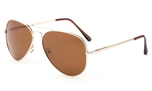 Polarized Aviator Sunglasses Retro Vintage Men Women Spring Hinge Sports Driving