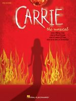 Carrie: The Musical Sheet Music Vocal Selections Book 000119339