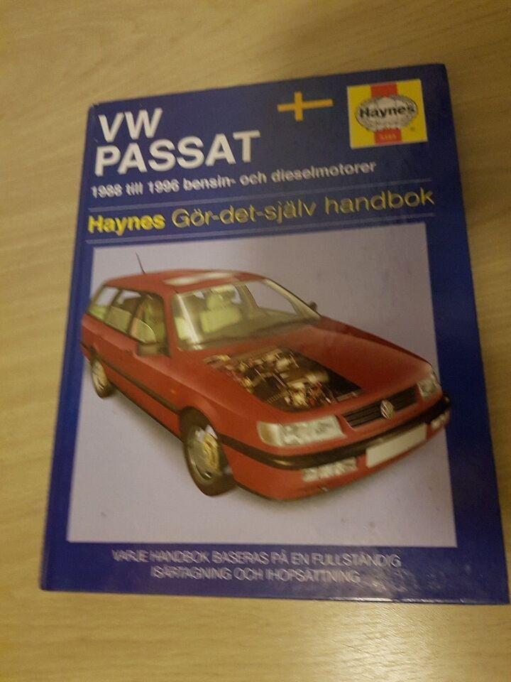 Haynes, VW Passat 1988-1996