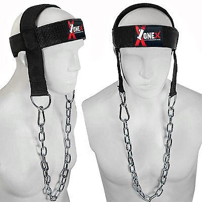 Head Harness Cablaggio Collo Forte, Per Costruire I Muscoli Del Collo Palestra Sollevamento Pesi- Piacevole Al Palato