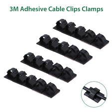 Cable Clip Wire Tie Universal Black Clamp | eBay