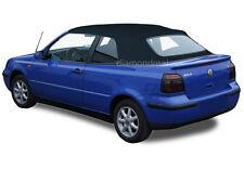 VW Volkswagen Golf Cabrio Cabriolet 1995-2001 Convertible Soft Top Blue German