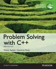 Problem Solving with C++: Global Edition by Walter Savitch (Paperback, 2014)