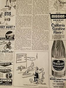 1952-Mission-beverage-orange-soda-California-Sunshine-flavor-original-ad