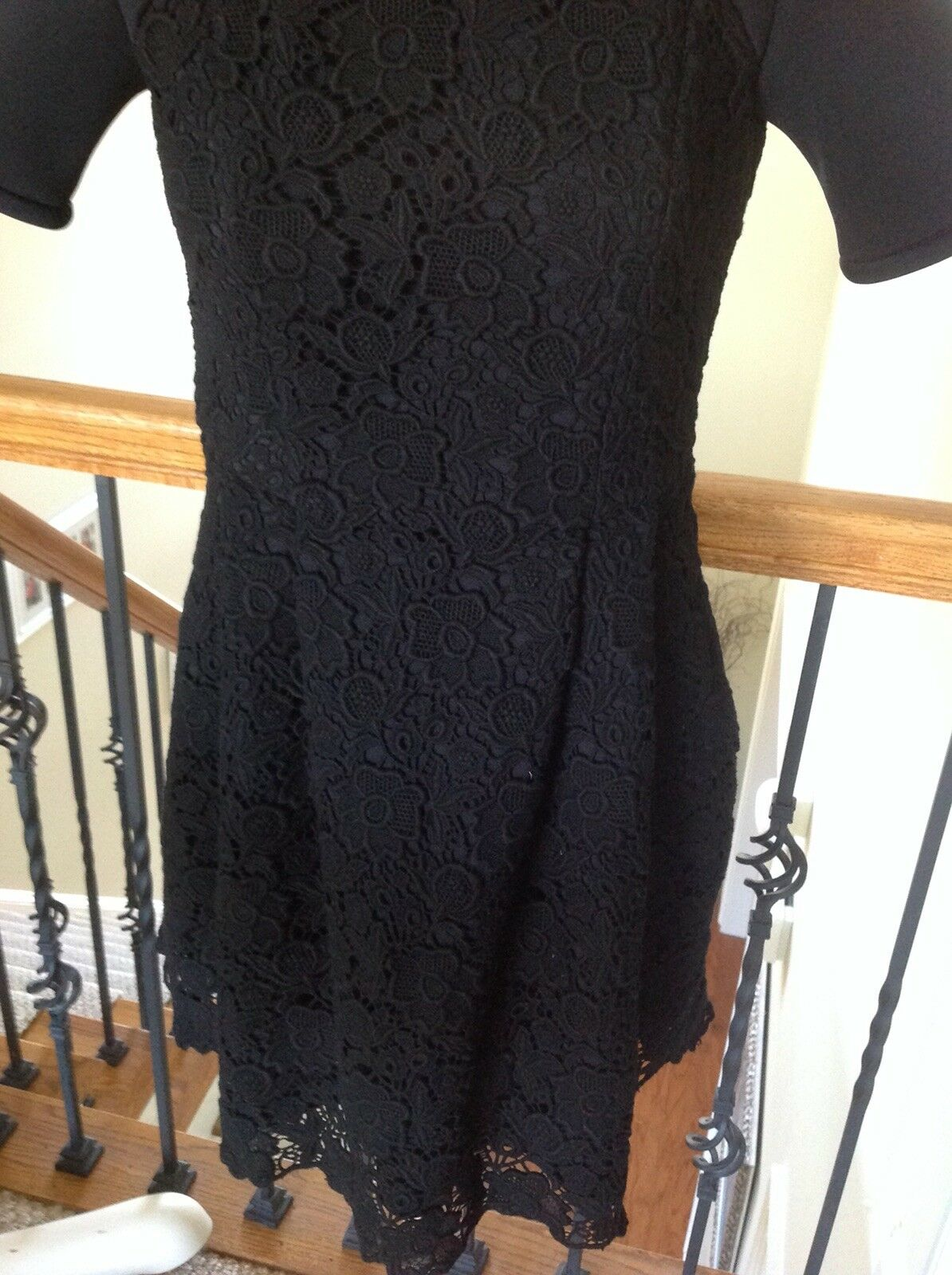 Tibi Lace Dress Storlek 2
