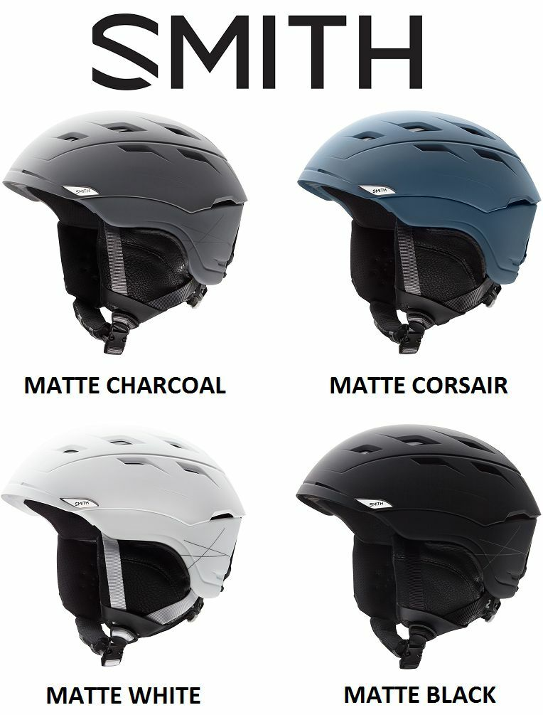 Smith Sequel Unisex Snowboard   Ski Helmet, Many colors   Sizes, Brand NEW