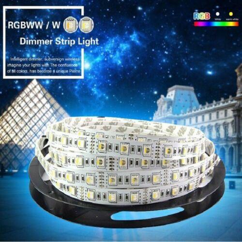 5//10//20M LED Stripe RGB+WW RGB+CW Strip Streifen Band 5050SMD Band Dimmbar Kette