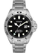 Citizen BN0141-53E Men's Limited Edition Promaster Titanium 300M Dive Watch