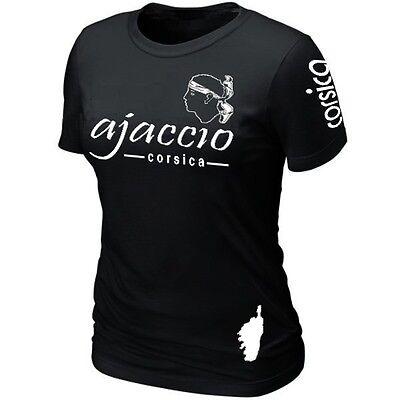 T-Shirt AJACCIO CORSICA CORSE Maillot ★★★★★★