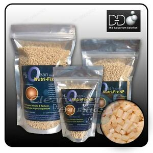 Granulés Bio D-d H20cean Nutrifix Np Réservoir de Poissons Aquarium Marin Suppresseur De Nitrate