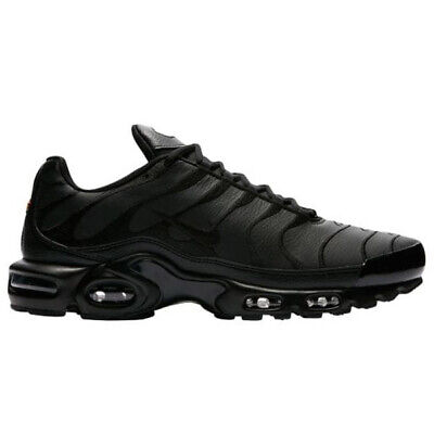Nike Air Max Plus AJ2029 001 Triple Black Men's Sizes US 8 ~ 13 New in Box! | eBay