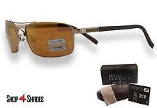 Serengeti Pareto Sunglasses Satin Gold_Polarised PhD Drivers Gold Mirror 7571