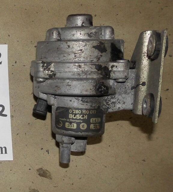 Druckregler Druckgeber Drucksensor 0280100012 Mercedes