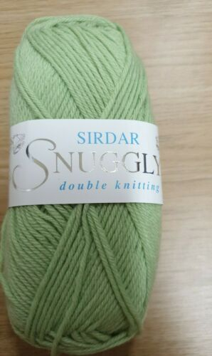 Complete Range Sirdar Snuggly Baby Double Knit 50g