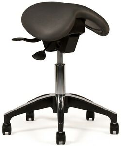 New Saddle Chair Dental Operator Stool for Dentist or ...