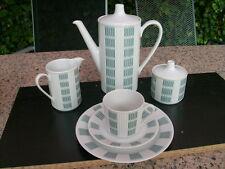 Kaffeeservice für 5Personen Lilien-Porzellan Austria Sammlerservice