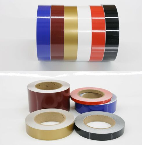 """One Quarter Inch 1//4/"""" Accent Stripe for Car Truck Boat or RV"""