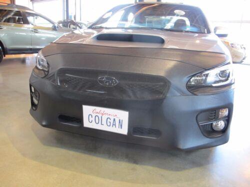 Fits Subaru WRX STI /& STI LIMIT 15-18 4DR W//Tag Colgan Front End Mask Bra 2pc
