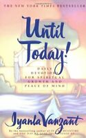 Until Today : Daily Devotions For Spiritual Growth And Peace Of Mind By Iyanla on sale